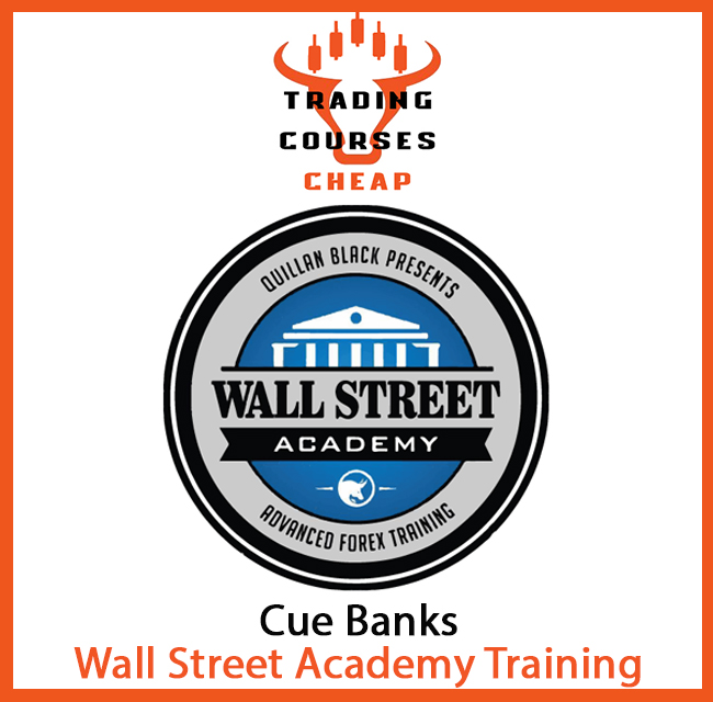 Cue Banks - Wall Street Academy Training