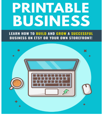 Printable Business | Build a Profitable Business Online