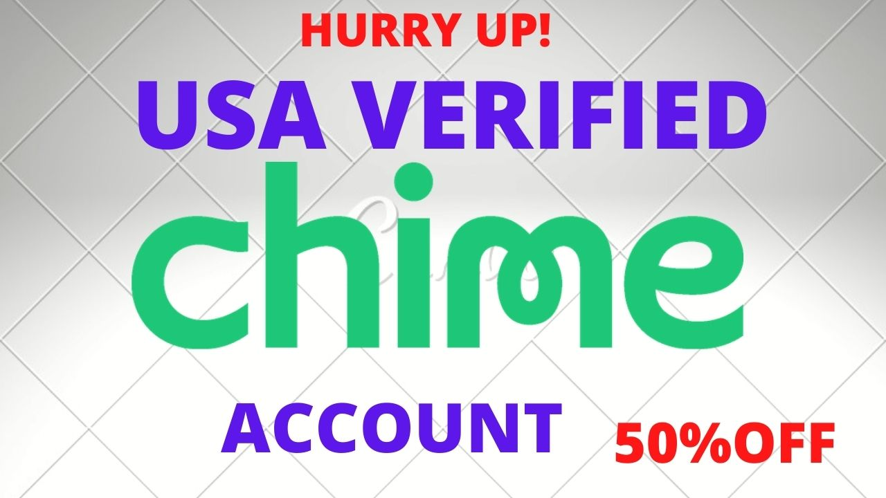 ✅Chime Account | Chime Bank | Chime verified | Chi...
