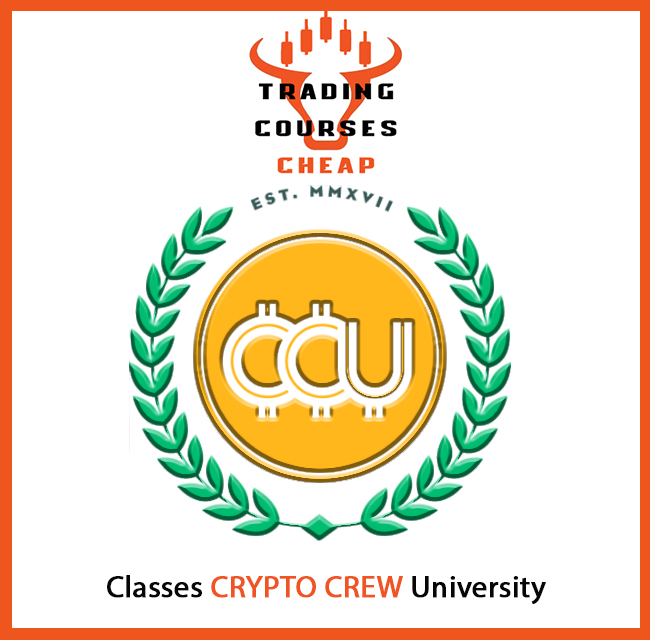 Classes Crypto Crew University