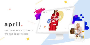 APRIL – Wonderful Fashion WooCommerce WP Theme –...
