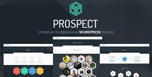 Prospect – Creative Multipurpose WordPress Theme �...