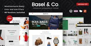 Basel - Responsive eCommerce WordPress Theme – GPL