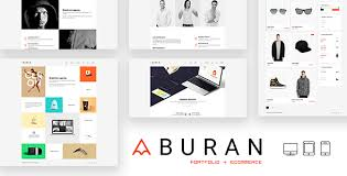BURAN – Creative Portfolio & Business WordPres...