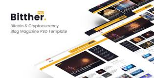 Bitther – Bitcoin Magazine, Blog WordPress Theme �...
