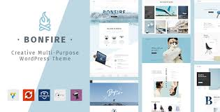 Bonfire – Creative Multipurpose WordPress Theme  �...