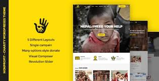 CharityHeart – Nonprofit WordPress Theme – GPL L...
