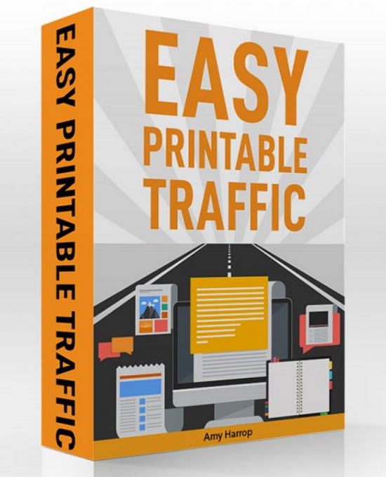 Easy Printable Traffic