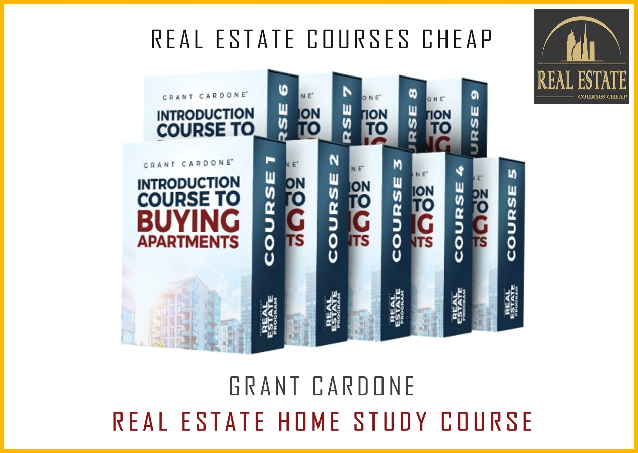 Grant Cardone–Intro to Multi-Family Apartment Inve...