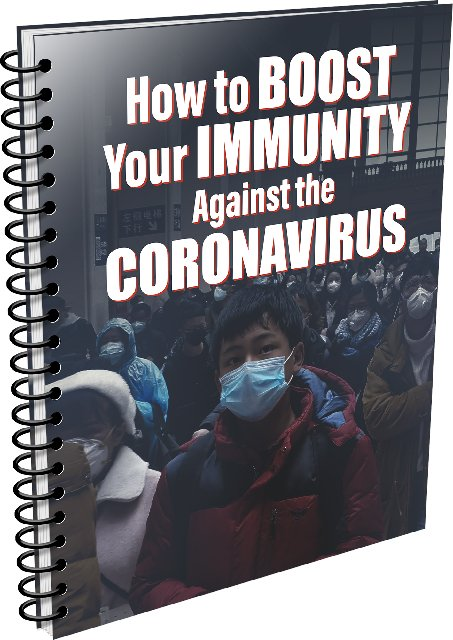 How To Boost Your Immunity Against The Coronavirus_PLR