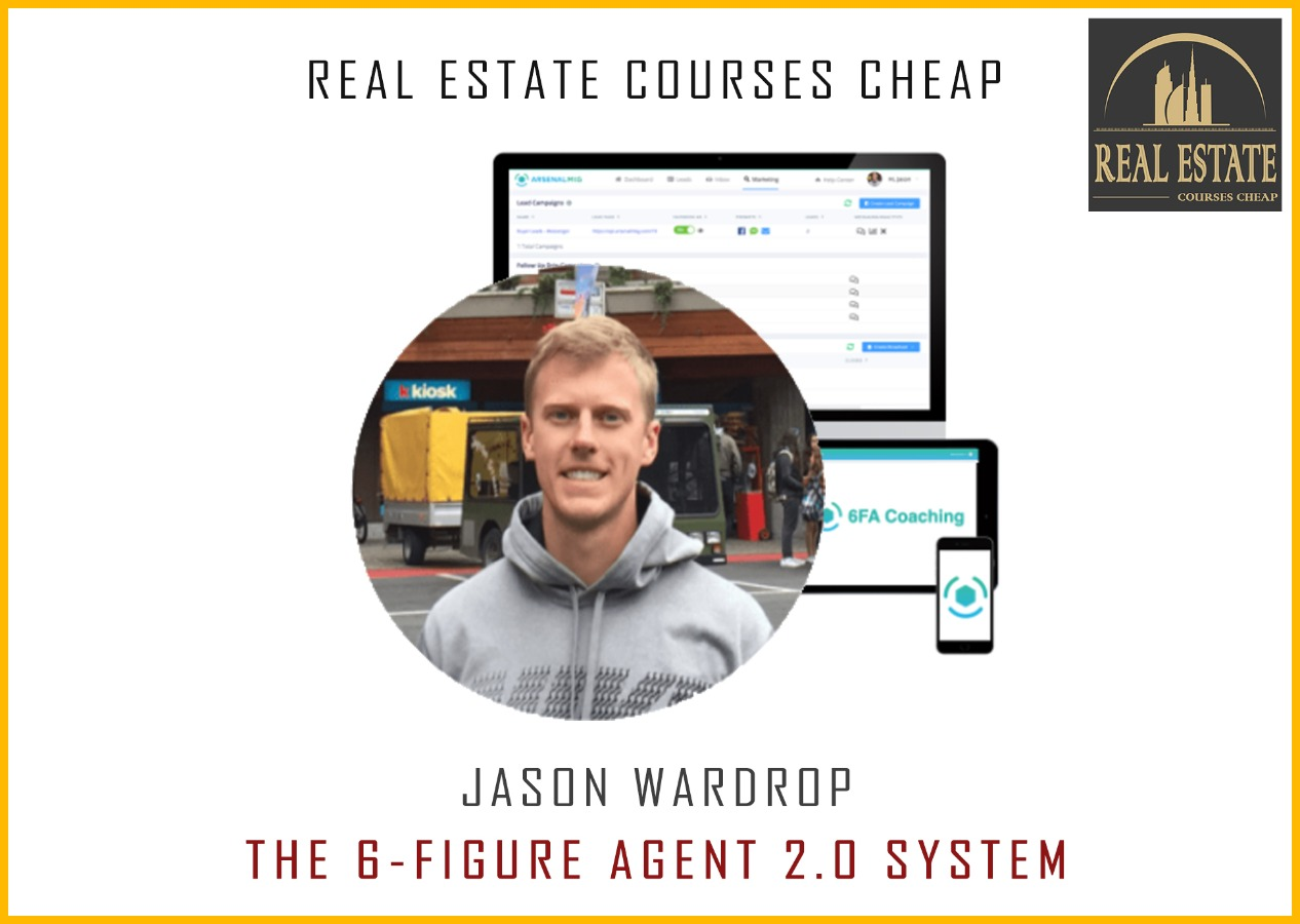 Jason Wardrop – The 6-Figure Agent 2.0 System