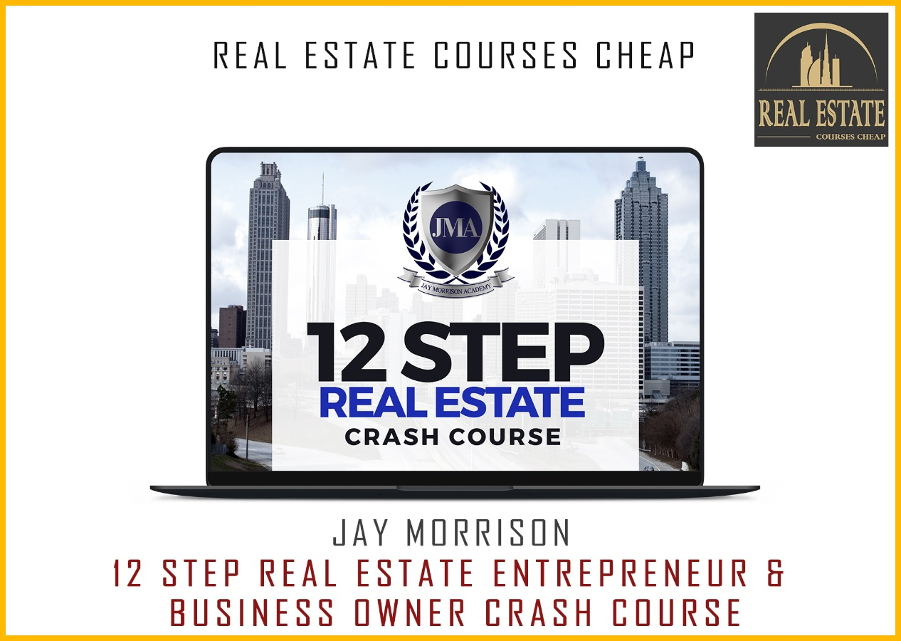Jay Morrison – 12 Step Real Estate Entrepreneur &a...