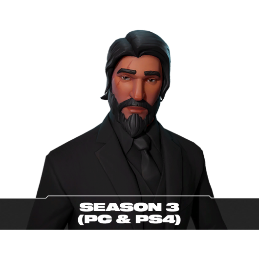 FORTNITE SEASON 3 ACCOUNT