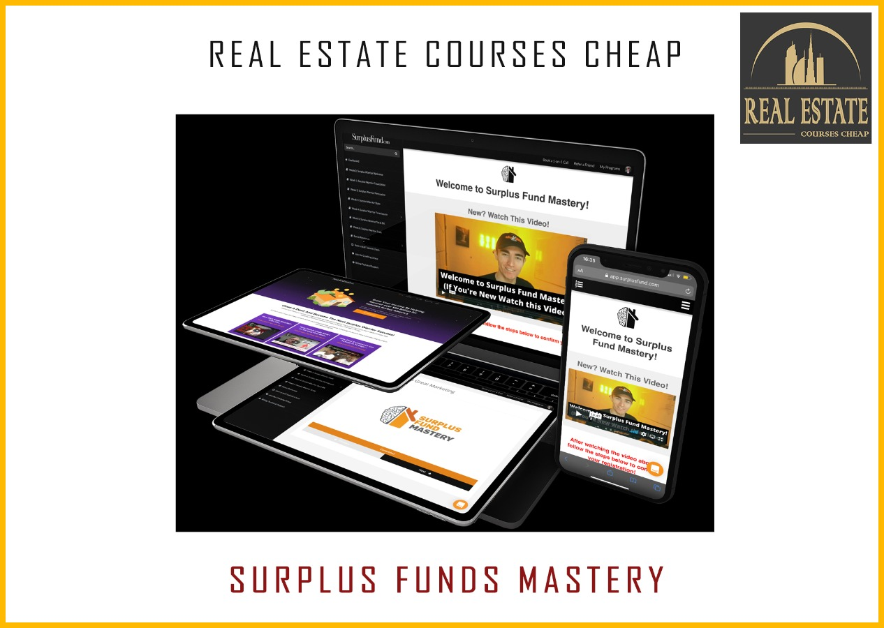 Surplus Funds Mastery