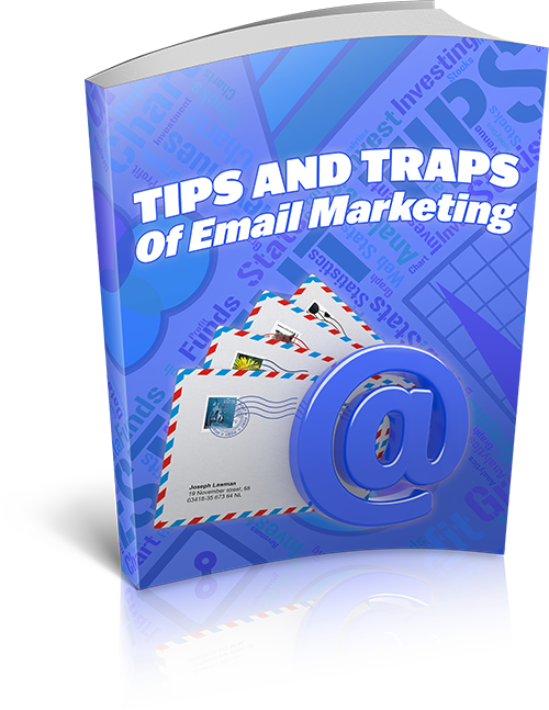 Tips And Traps Of Email Marketing E-Book
