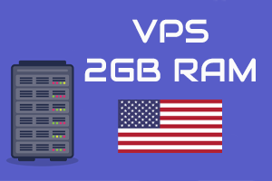 VPS windows/linux | 2 GB ram | US | 1 month