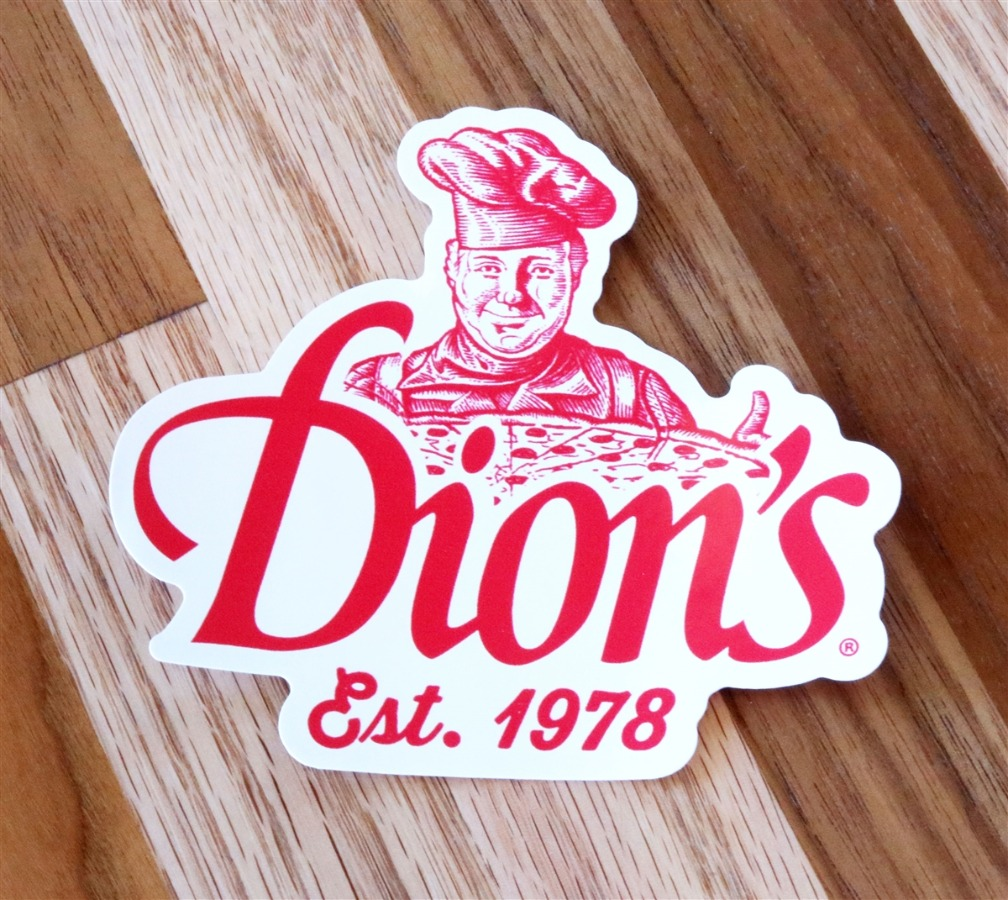 Dion's Pizza (With PIN) $25