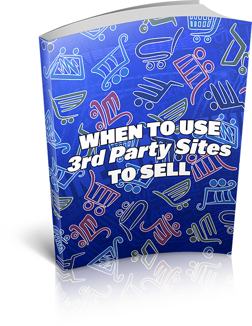 When To Use 3rd Party Sites To Sell E-Book