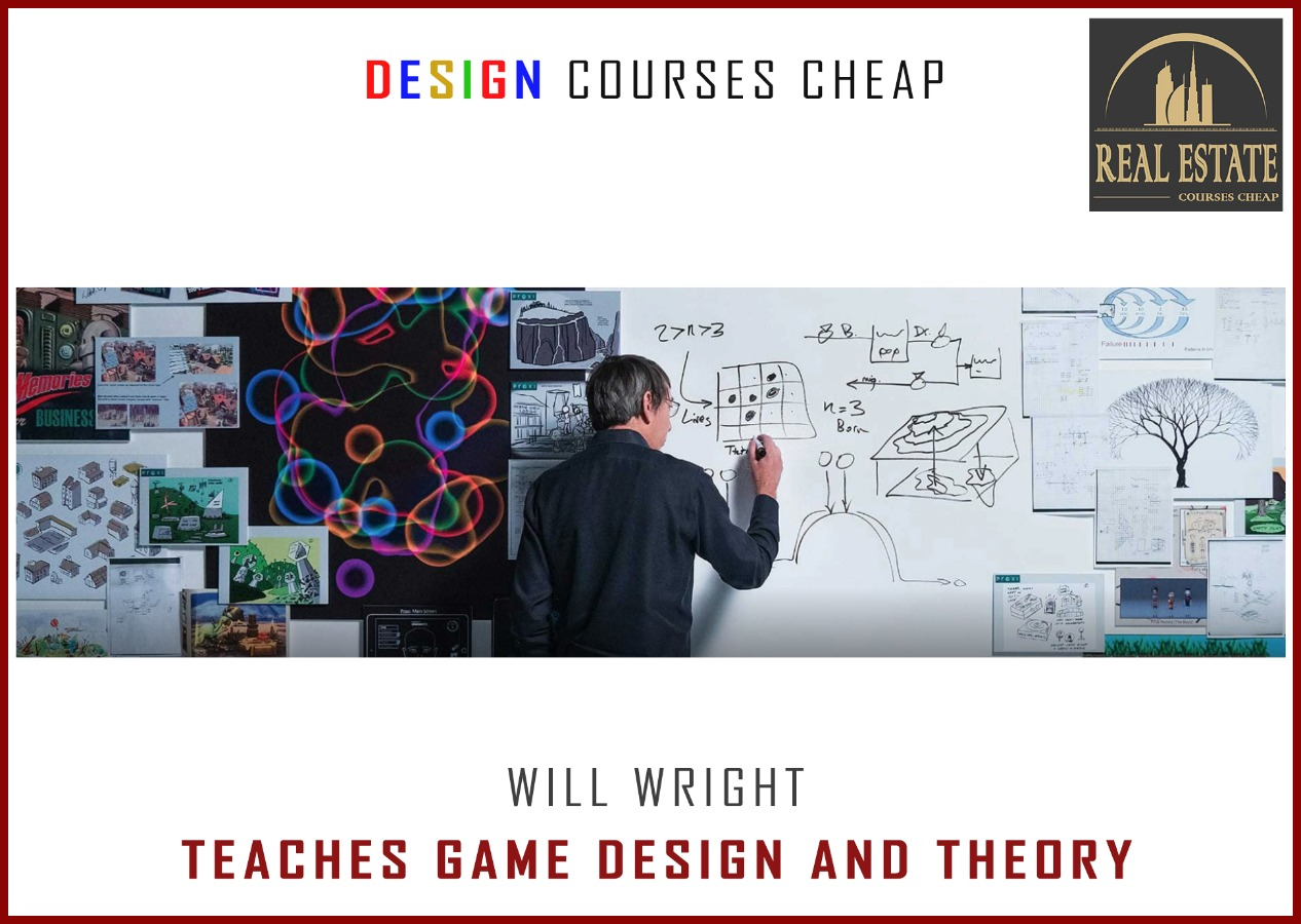 Will Wright - Teaches Game Design and Theory