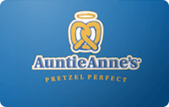 Auntie Annes Gift Card 5-9$ instant