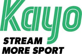 Kayo Sports Account with Subscription