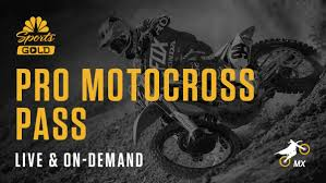 NBC Sports Gold Account | Supercross + Pro Motorcross