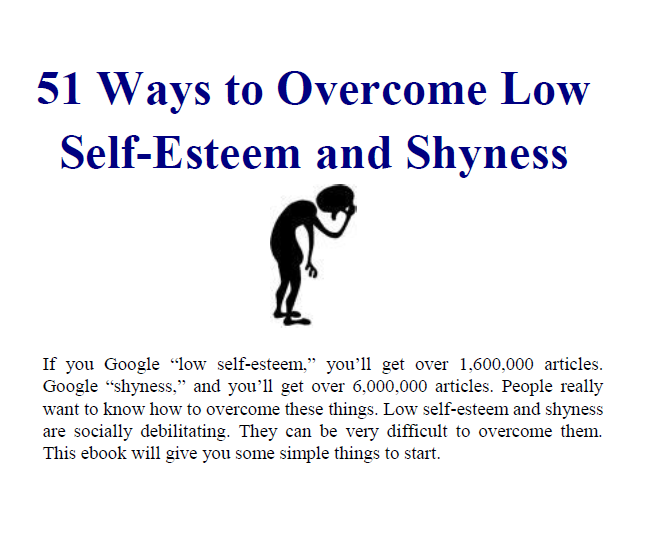 51 Tips To Overcome Shyness