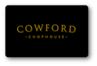 200$ Cowford Chophouse Gift Card