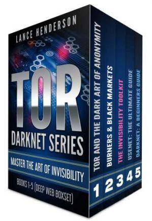 TOR DARKNET BUNDLE (5in1) Master ART OF INVISIBILITY