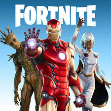 FORTNITE 50-300 SKINNED ACCOUNT