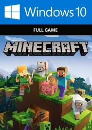 Minecraft Windows 10 Edition License Key Global