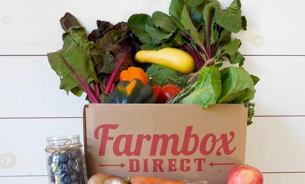 500$ Farmboxdirect E- Gift Card