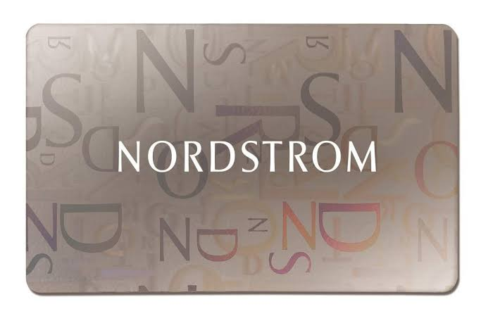 Nordstrom egift card $43.31 for $30