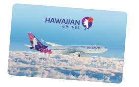 Hawaiian Airlines egift card $2000 for $1000