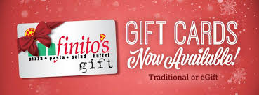 100$ Infinitos Pizza Gift Card
