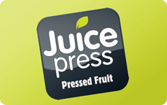 juicepress gift card 100$ Egift card