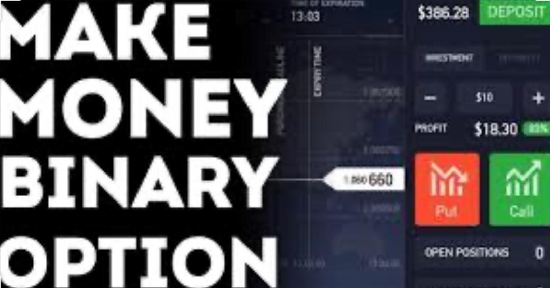 BINARY OPTIONS ROBOT 100% success