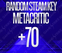 10x Premium Steam Random Key Steam Game metacritic 70+