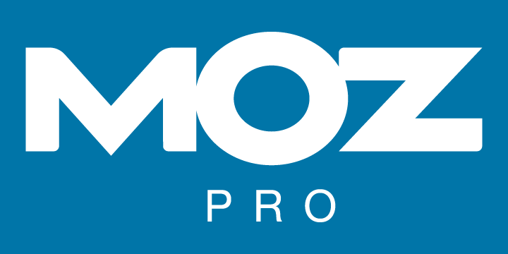 MOZ PRO SEO Account Premium Features for 1 MONTH