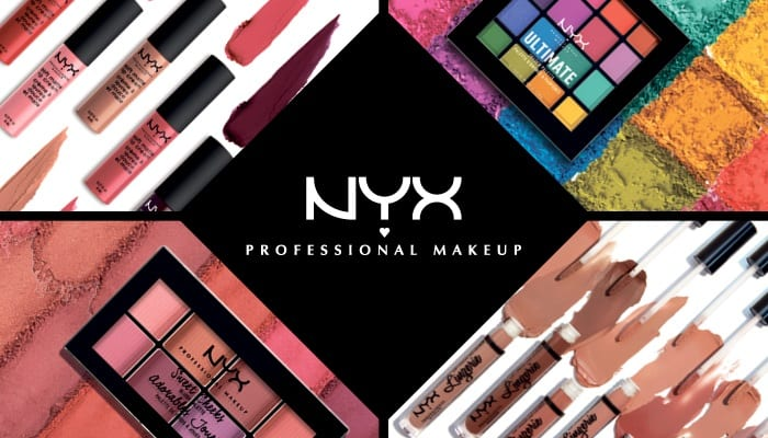 $25 NYX Beauty Gift Card