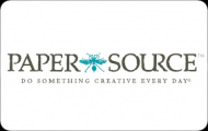Papersource.com 100$  E-Gift Cards (Email Delivery)