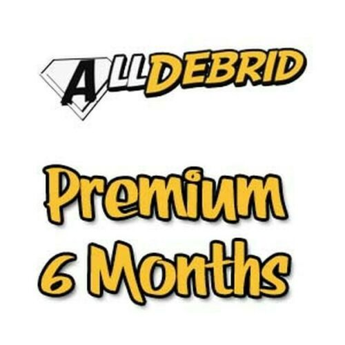 Alldebrid 8 Months Subscription