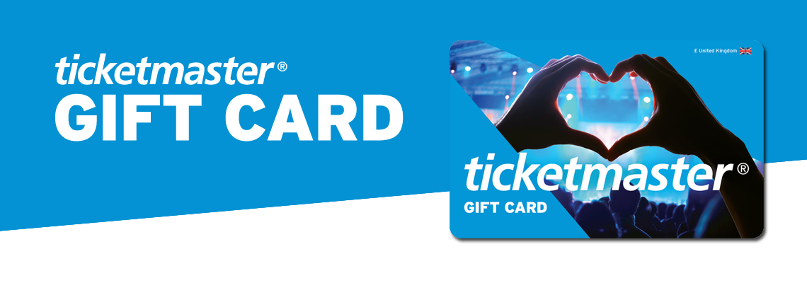 100$ Ticketmaster gift card