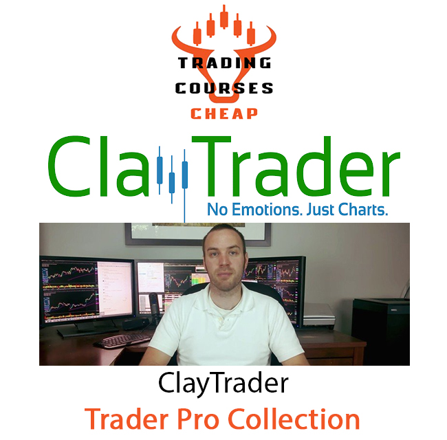 ClayTrader - Trader Pro Collection Cheap