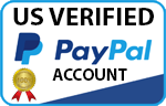 Paypal USA Account with verfied bank account