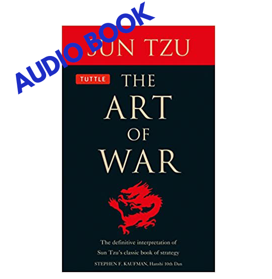 The Art of War by Sun Tzu [AUDIO BOOK] Only $5