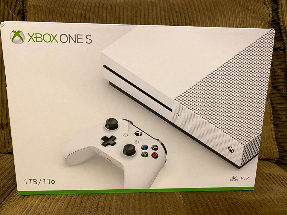 Xbox One S - 1TB Console, Brand New (Sealed)