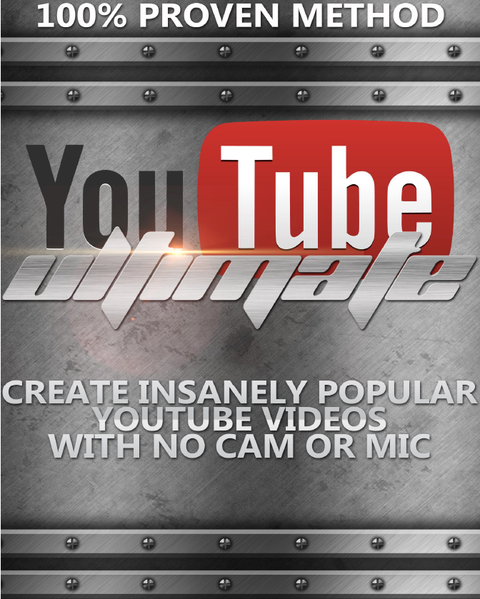 YouTube Ultimate Create insanely popular YouTube videos