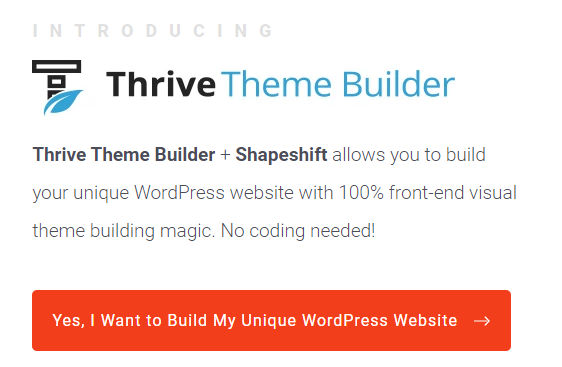 ✅ Thrive Theme Builder v1.8.1.2 ✅ - $5 Download