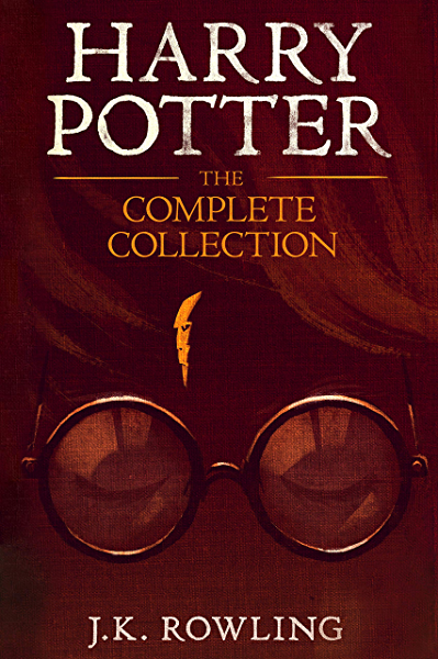Harry Potter The complete Collection ✅Instant Deli...